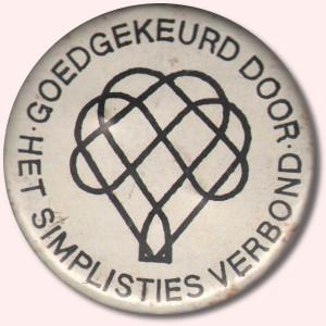 simplistisch-verbond-button