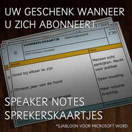 sprekerskaartjes-nieuwsbrief