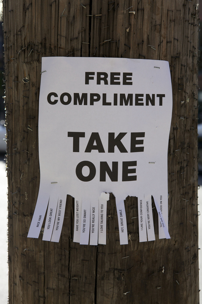 free compliment