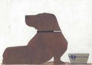 Bart van der Lek - hond