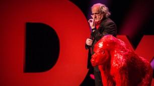 JefStaes-Red Gorilla